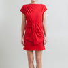 Diane von Furstenberg Red Bow Dress