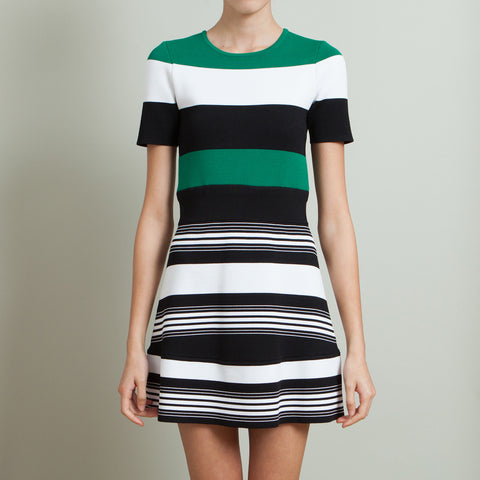 A.L.C. Striped Dress
