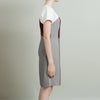 Fendi Colour Block Short Sleeve Dress