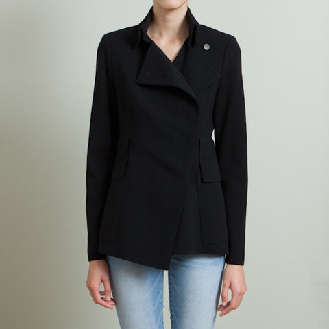 Akris Black Blazer Jacket