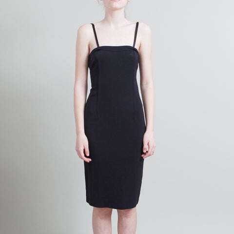 Dolce & Gabbana Fitted Black Dress