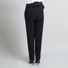 Céline High Waisted Black Trousers