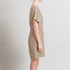 Rag and Bone Dalmeny Geometric Print Tunic Dress