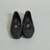 Prada Black Patent Driving Shoes
