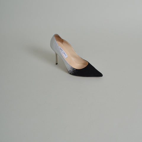 "Jimmy Choo ""Agnes"" Ombre Point-Toe Pumps"