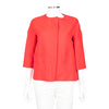 Marni Three Quarter Sleeve Red Jacket
