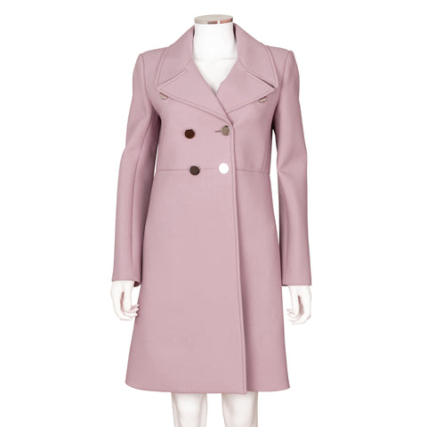 Gucci Mid-Length Wool Coat