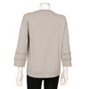 Brunello Cucinelli Cashmere Sweater with Beaded Embellishment