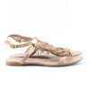 Chloe Fringed Flat Sandals