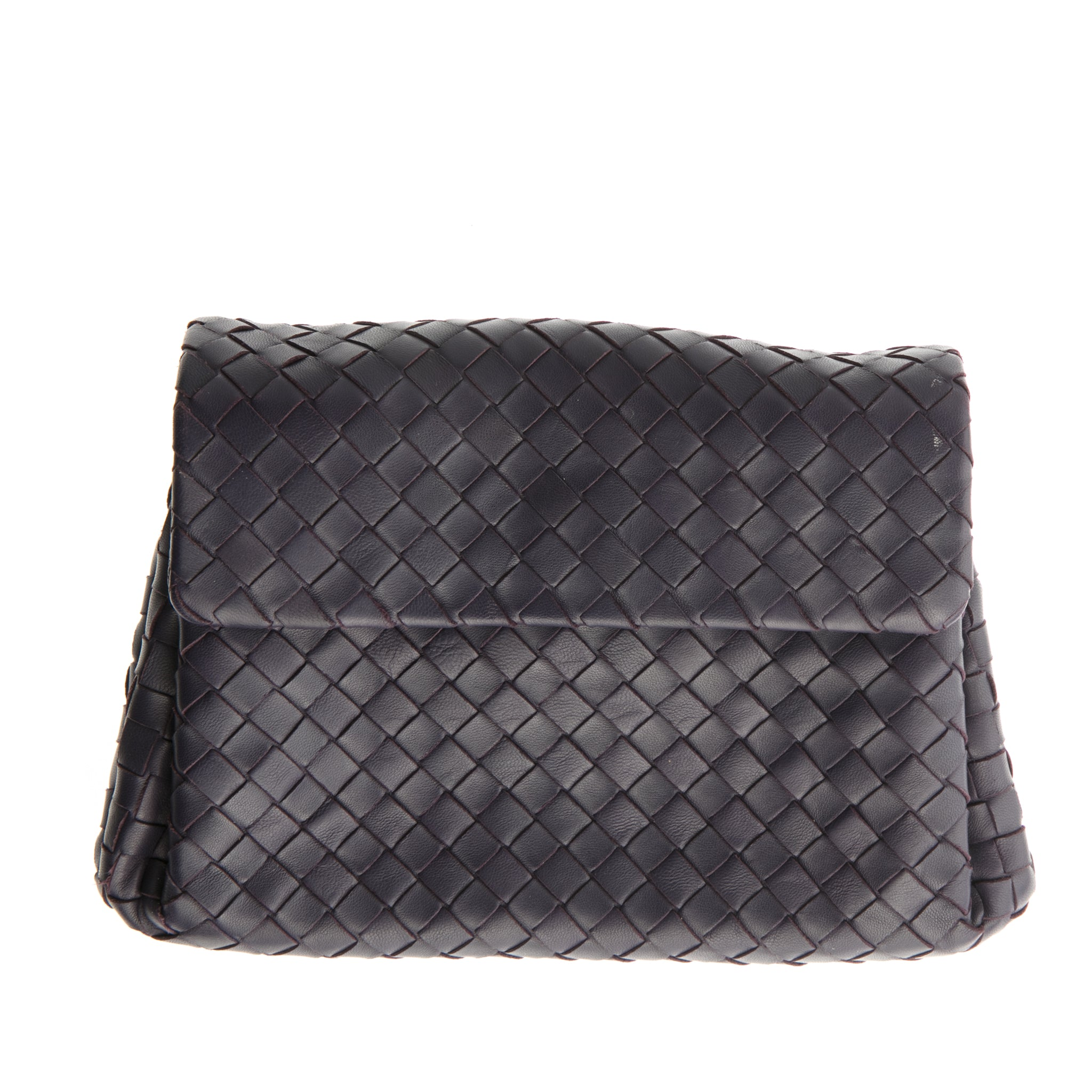 Bottega Veneta. Mini Woven Intrecciato Leather Clutch.  495.00 CAD Sale  price Est Retail  1,550.00 CAD 16a0f69d38