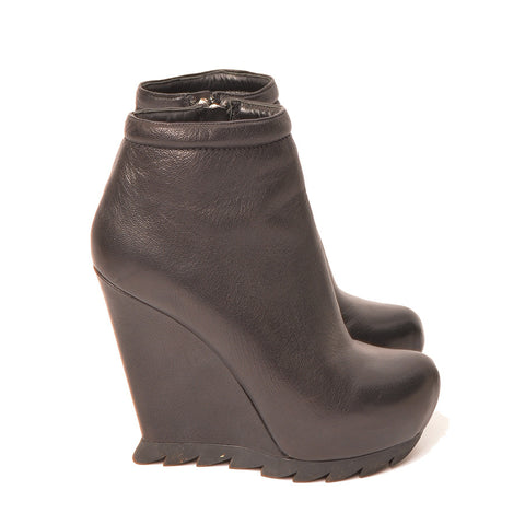 Camilla Skovgaard Wedge Booties