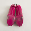 Yves Saint Laurent Pink Patent 'Tribute Two' Platform Pumps