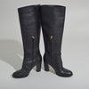 Fendi Black Knee-High Boots