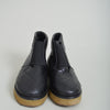 "Stella McCartney Black Leather ""Brompton"" Boot"