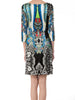Etro Silk Long-Sleeved Dress