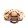Yves Saint Laurent 'Sac Trench' Suede Top Handle Bag