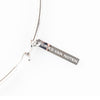 Dries van Noten Silver Choker Necklace