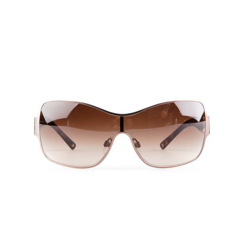 Chanel 4177 Oversized Wrap Sunglasses