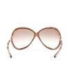 Tom Ford 'Simone' Oversized Sunglasses