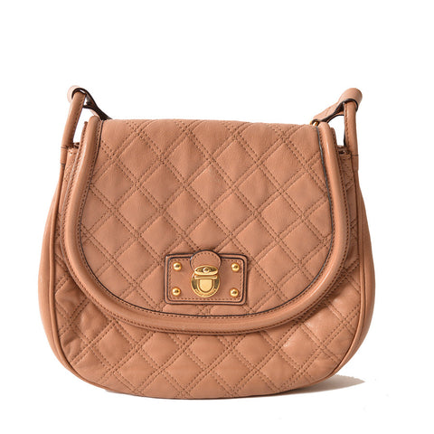 Marc Jacobs Cooper Quilted Shoulder Bag