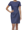 Missoni NEW Blue Knit Dress