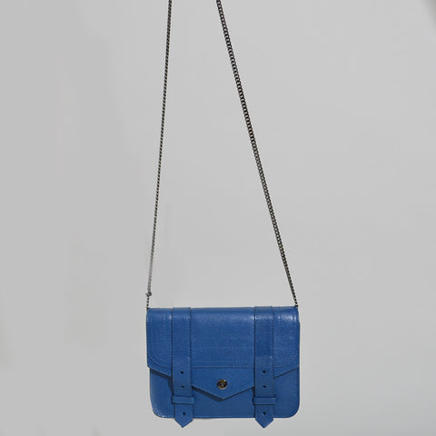 Proenza Schouler Blue PS1 Crossbody Bag