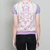 Etro Multi-Coloured Paisley Short Sleeve Sweater