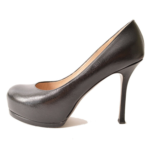 e48c4c13d1d Yves Saint Laurent  Tribtoo  Platform Pumps – SuiteAdore