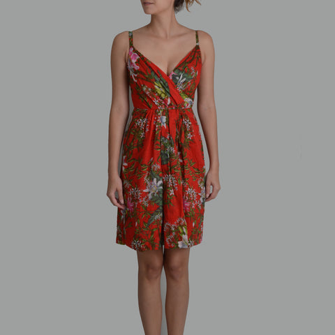 Isabel Marant Étoile Floral Print Mini Dress