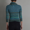 M Missoni cowl neck knit sweater