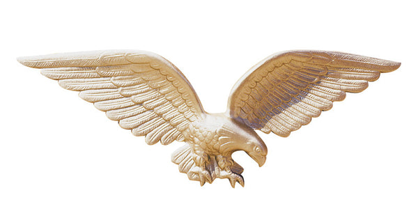 "Whitehall 24"" Wall Eagle Gold-Bronze Finish"