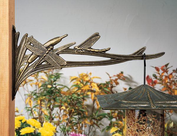Whitehall Dragonfly Nature Hook French Bronze
