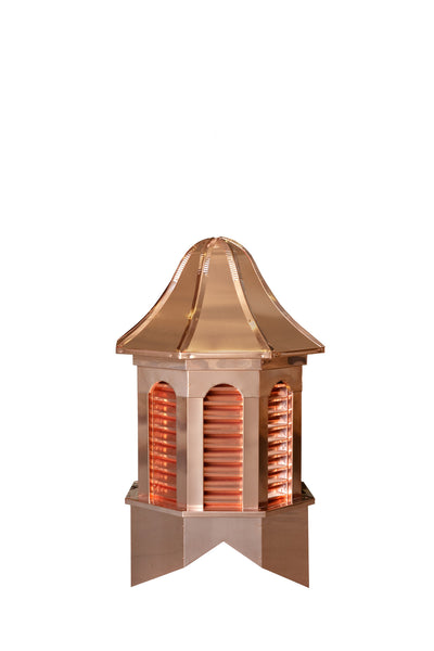 Copper Clad Pinnacle Cupola