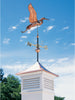 Whitehall Copper Heron Weathervane Polished
