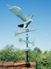 Whitehall Copper Eagle Weathervane Verdigris