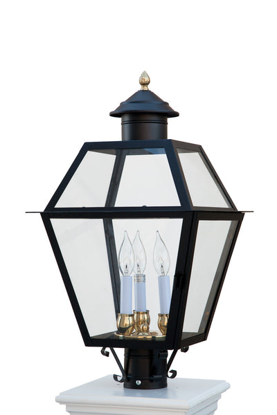 Lexington Lantern in Black
