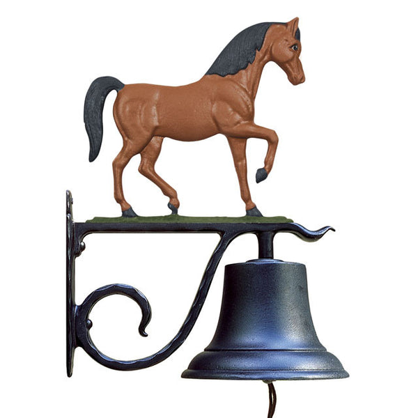 Whitehall LG Bell with Horse Color