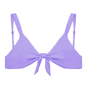 izzy top lilac product image