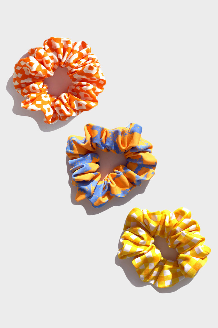 Scrunchie Pack / Festival Frenzy