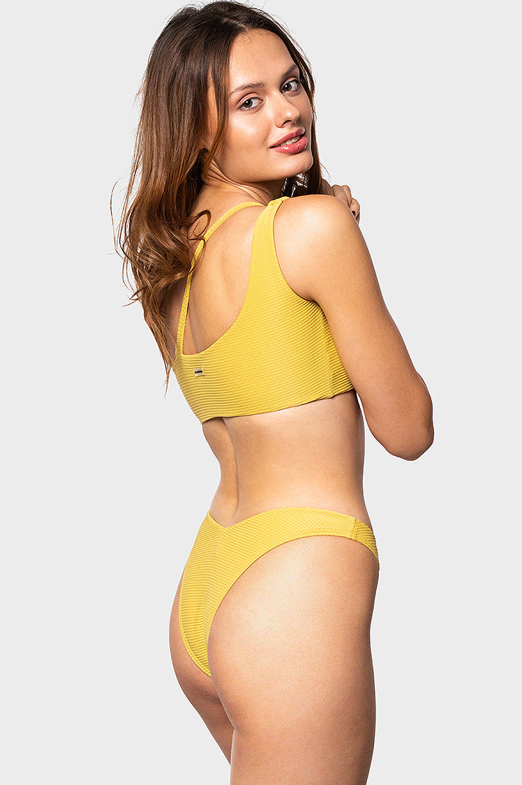 Rosie Bottoms / Golden Ribbed