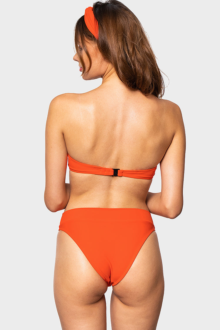 Juliet Bottoms / Hot Sauce - Bikinis & Beachwear | Blackbough Swim