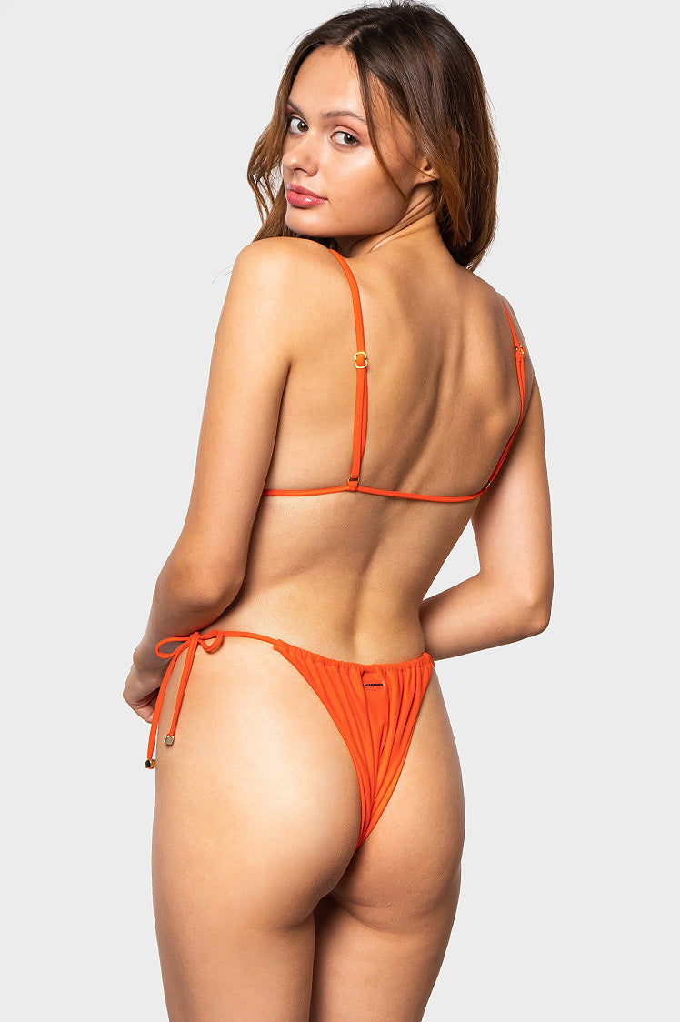 Liv Bottoms / Hot Sauce - Bikinis & Beachwear | Blackbough Swim