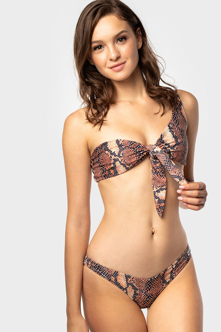 Paris Top / Sahara - Bikinis & Beachwear | Blackbough Swim