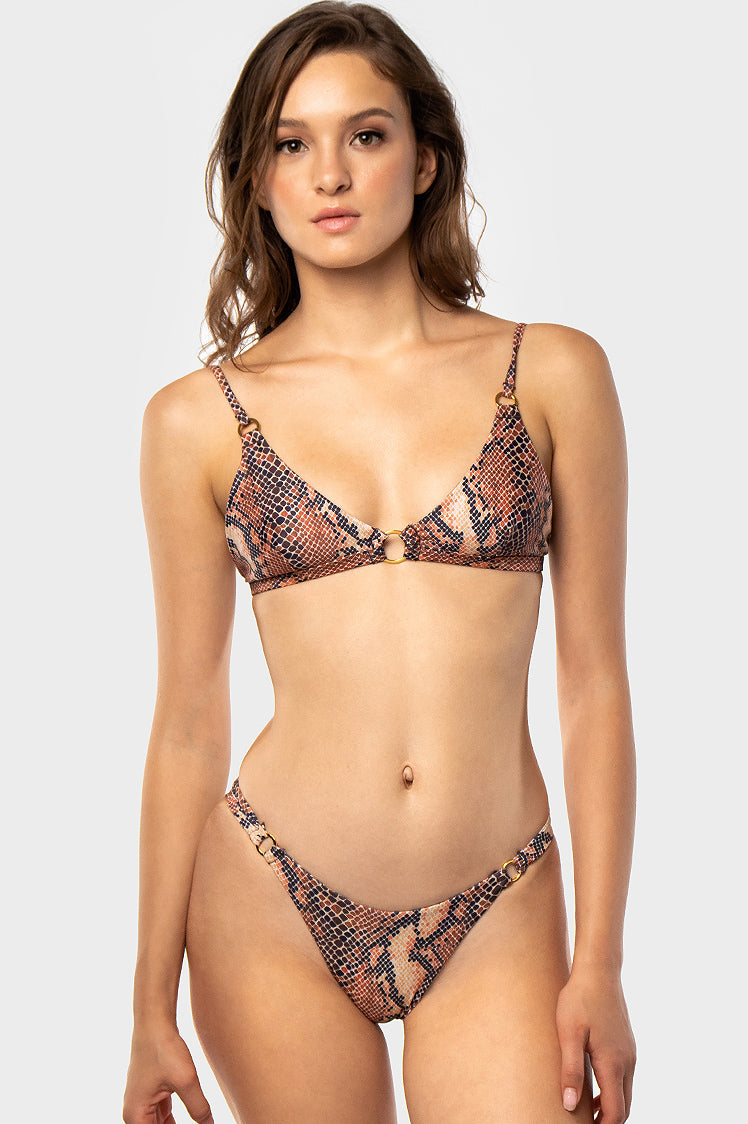 Riri Top / SAHARA - Bikinis & Beachwear | Blackbough Swim