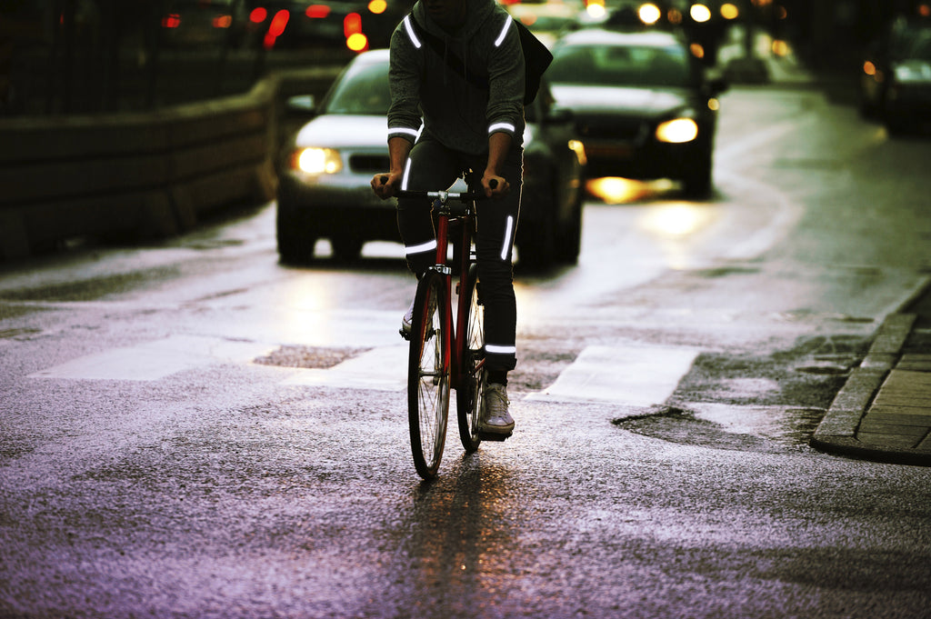 Four Tips for Bike and Walk Safety