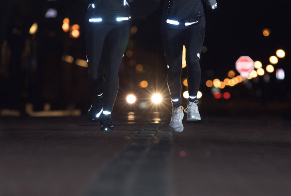 Brilliant Reflective For Runners