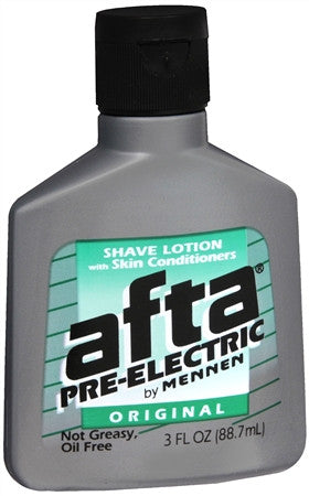 AFTA SHAVE PRE ELECTRIC ORIGINAL AFTER SHAVE