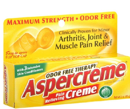 Aspercreme® Pain Relief Cream 3.0 oz