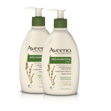 Aveeno Active Naturals Daily Moisturizing Lotion, 12 Ounce