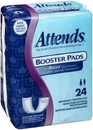 ATTENDS BOOSTER PADS